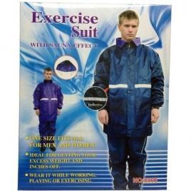 Costum fitness cu efect de sauna, exercise suit 0032