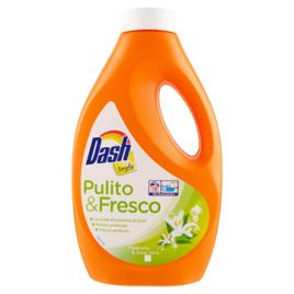 Detergent rufe lichid dash simply freschezza intesa 22 spalari 1.109ltr