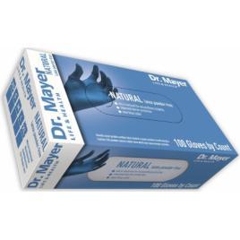 Manusi examinare latex nepudrate blue marimea M Dr.Mayer