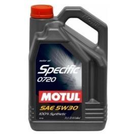 Ulei motor Motul Specific 0720 5W30 5L