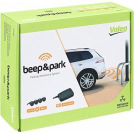 Senzori parcare cu avertizare sonora Valeo