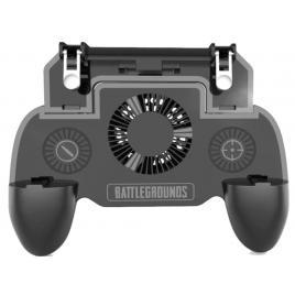 Controller Gamepad Pro Gaming Mobile SR-2000, Smartphone, Android, Ios, Universal Compatibil, Acumulator 2000mah, Active Cooling Fan, Triggere Metalice, Mod 4 Degete, PUBG, COD, Apex Legends
