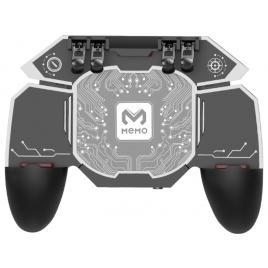 Controller Joystick Gamepad Pro Gaming Mobile DL88, Smartphone, Android, Ios, Universal Compatibil 4.5''-6.5'', 4 Triggere Metalice, Mod 6 Degete, Radiator Fan Cooling, Pubg, CoD, Apex Legends