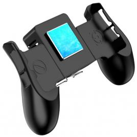 Controller Joystick Gamepad Pro Gaming Mobile FO22, Smartphone, Android, Ios, Compatibil 4.5''-6.7', Fan Cooling, Placuta Semiconductoare Racire Telefon, PUBG, COD, Apex Legends