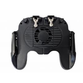Controller Joystick Gamepad Pro Gaming Mobile H6.0, Smartphone, Android, Ios, Compatibil 4.6''- 6.0'', Triggere Metalice, Fan Cooling, PUBG, COD, Apex Legends