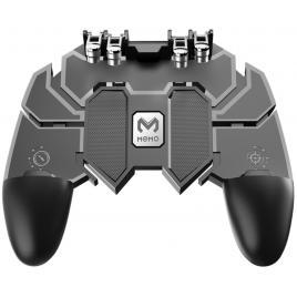 Gamepad Pro Gaming Mobile AK66, Smartphone, Android, Ios, Universal Compatibil, 4 Triggere Metalice, Mod 6 Degete, Pubg, Cod, Apex Legends