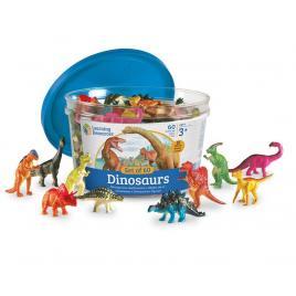 Set pentru sortat - dinozauri jucausi 60 piese