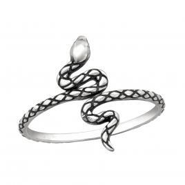 Inel Argint 925 in forma de șarpe
