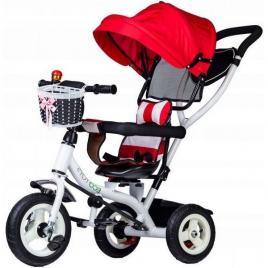Tricicleta copii ecotoys jm-066-9l - rosie