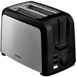 Prajitor de paine Heinner HTP-700BKSS, putere 750W