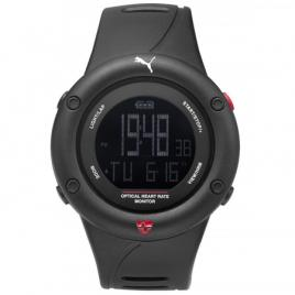 Ceas barbati, Puma PU911291001 , monitorizare puls, cronograf , rezistent apa