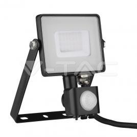 Proiector LED 10W Senzor SAMSUNG Cip Cut-OFF Function Corp Negru 4000K