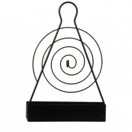 Suport metalic, model spirala anti tantari,cadou si o spriala anti tantari