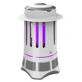 Aparat insectocutor cronos qt-9 lampa led anti-insecte, eficienta 50mp, 4w