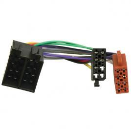 Cablu de conexiune radio carpoint pentru alfa romeo , citroen , fiat , honda, mercedes, peugeot, renault , range rover kft auto