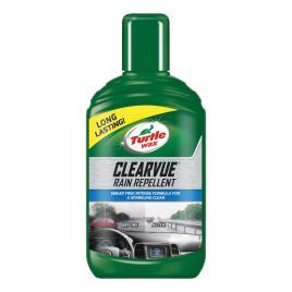 Solutie anti ploaie turtle wax tratament parbriz pentru alunecarea apei clearvue rain repellant 300ml kft auto