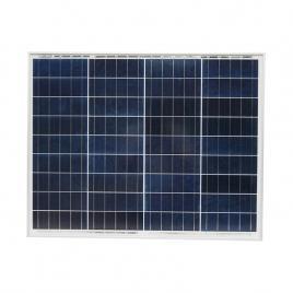 Panou solar fotovoltaic policristalin 50W cu cablu 90cm 670x460x20mm
