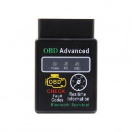 Interfata Diagnoza Techstar OBD2 Bluetooth Cu Cip ELM V1.5, Torque