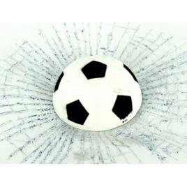 Abtibild mingie fotbal 3d-q4 cu forma in relief. maniacars