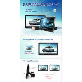Display tetiera HD 10.1