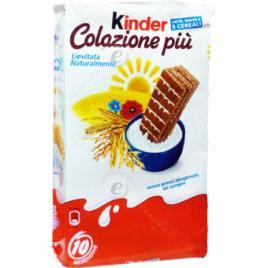 Prajiturele kinder colazione piu 300g - 10 buc