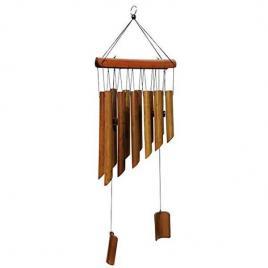 Clopotei de vant bambus 12 tuburi