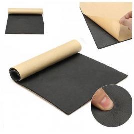 material insonorizant cu adeziv pe spate 80cm*50cm