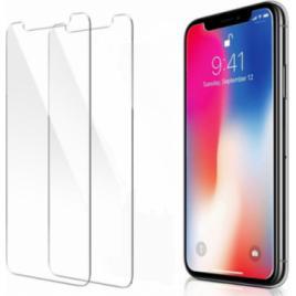 Set 2 Folii de Protectie Premium Tempered Glass pentru Iphone XS Max 9H