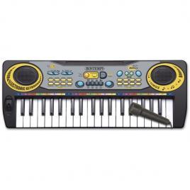 Orga electronica bontempi, cu 37 de clapete si microfon inclus
