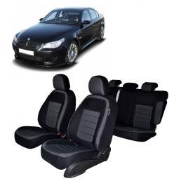 SET HUSE SCAUN Originale  BMW SERIA 5 E60 2005-2010 (BANCHETA FRACTIONATA)
