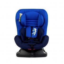 Scaun auto juju little rider, albastru-bleumarin