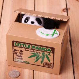 Pusculita haioasa model urs panda
