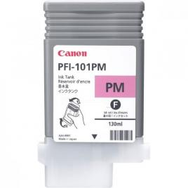 Canon pfi-101pm cartus cerneala magenta foto 130ml
