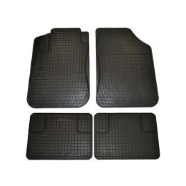 Covorase mat 2 universale culoare negru, presuri bestautovest, 4 buc. kft auto