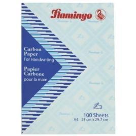 Indigo a4 cnx flamingo, albastru, 100coli/top