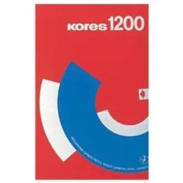 Indigo a4 kores, albastru, 100coli/top