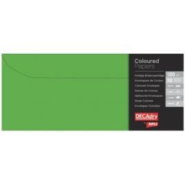 Plic c7 (110x220mm) color decadry 12193, vrd smd,120g/m2 set 10buc