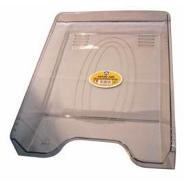 Tavita documente a4 ark 350, plastic fumuriu