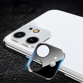 Folie de protectie camera pentru iphone 11 neagra