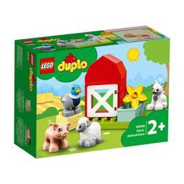 Lego duplo - ingrijirea animalelor de la ferma 10949