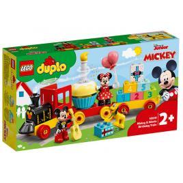 Lego duplo - trenul aniversar mickey si minnie 10941