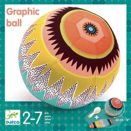 Minge usoara djeco graphic ball
