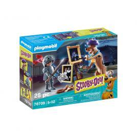 Playmobil scooby-doo! - aventuri cu cavalerul negru