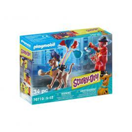 Playmobil scooby-doo! - aventuri cu fantoma clovn