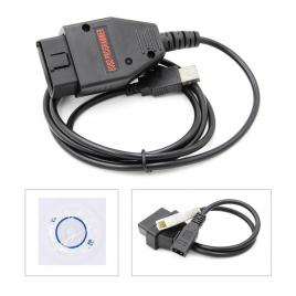 Interfata Chip Tuning Galletto 1260 cablu OBDII ECU Flasher model v.2015 Plus