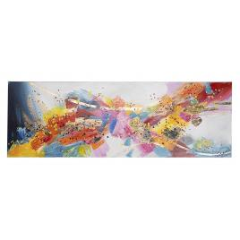 Tablou abstract pictat in ulei pe panza crown 150 cm x 3.5 cm x 50 h