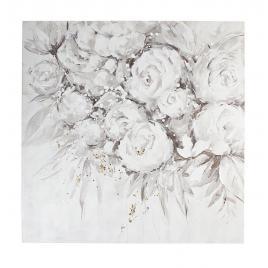 Tablou canvas pictat in ulei crown 100 cm x 3.5 cm x 100 h