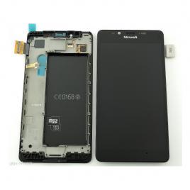 Ecran microsoft lumia 950 negru