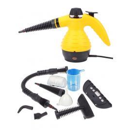 Aparat dispozitiv de curatat pe aburi, dezinfectat, sterilizat, multifunctional cu 9 accesorii, putere 900w