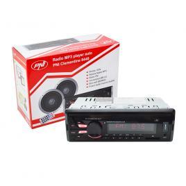 Radio MP3 player auto PNI Clementine 8440, 4x45w, 12V, 1 DIN, cu SD, USB, AUX, RCA